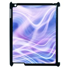 Abstract Graphic Design Background Apple iPad 2 Case (Black)