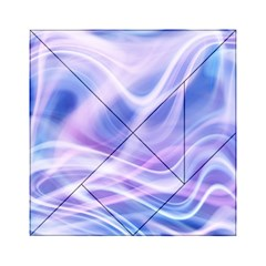 Abstract Graphic Design Background Acrylic Tangram Puzzle (6  x 6 )