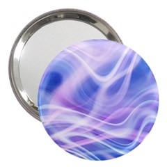 Abstract Graphic Design Background 3  Handbag Mirrors