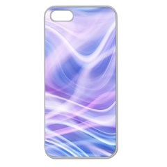 Abstract Graphic Design Background Apple Seamless iPhone 5 Case (Clear)