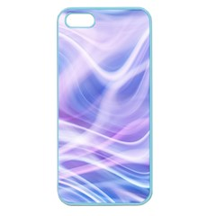 Abstract Graphic Design Background Apple Seamless iPhone 5 Case (Color)