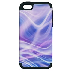 Abstract Graphic Design Background Apple iPhone 5 Hardshell Case (PC+Silicone)