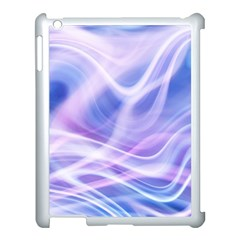 Abstract Graphic Design Background Apple iPad 3/4 Case (White)