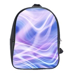 Abstract Graphic Design Background School Bags (XL)