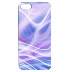 Abstract Graphic Design Background Apple iPhone 5 Hardshell Case with Stand