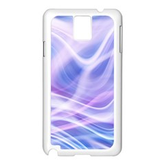 Abstract Graphic Design Background Samsung Galaxy Note 3 N9005 Case (White)