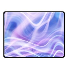 Abstract Graphic Design Background Double Sided Fleece Blanket (Small)