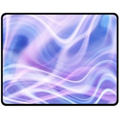 Abstract Graphic Design Background Double Sided Fleece Blanket (Medium)