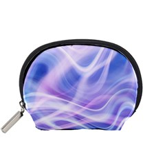 Abstract Graphic Design Background Accessory Pouches (Small)