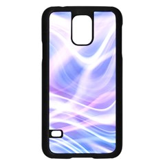 Abstract Graphic Design Background Samsung Galaxy S5 Case (Black)