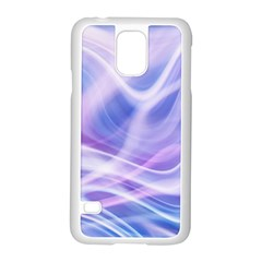 Abstract Graphic Design Background Samsung Galaxy S5 Case (White)