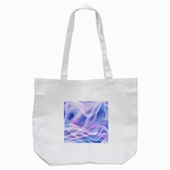 Abstract Graphic Design Background Tote Bag (White)