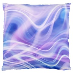 Abstract Graphic Design Background Large Flano Cushion Case (Two Sides)