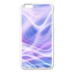 Abstract Graphic Design Background Apple iPhone 6 Plus/6S Plus Enamel White Case