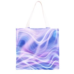 Abstract Graphic Design Background Grocery Light Tote Bag