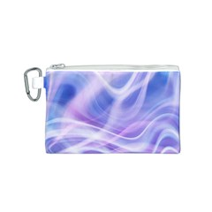 Abstract Graphic Design Background Canvas Cosmetic Bag (S)
