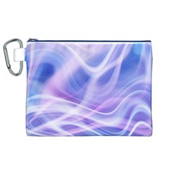 Abstract Graphic Design Background Canvas Cosmetic Bag (XL)