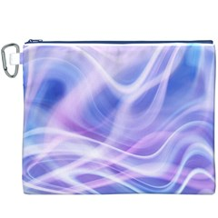 Abstract Graphic Design Background Canvas Cosmetic Bag (XXXL)
