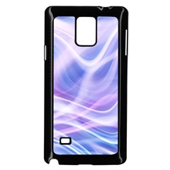 Abstract Graphic Design Background Samsung Galaxy Note 4 Case (Black)
