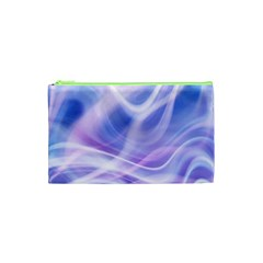 Abstract Graphic Design Background Cosmetic Bag (XS)