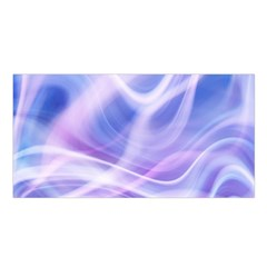 Abstract Graphic Design Background Satin Shawl