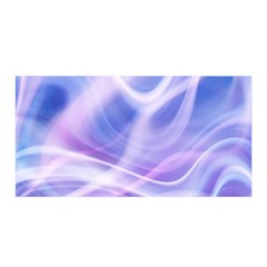 Abstract Graphic Design Background Satin Wrap