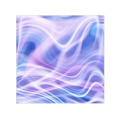 Abstract Graphic Design Background Small Satin Scarf (Square)