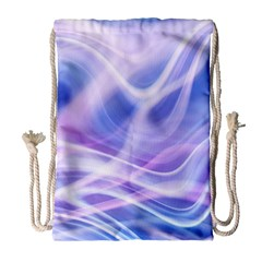 Abstract Graphic Design Background Drawstring Bag (Large)