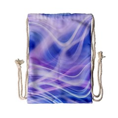 Abstract Graphic Design Background Drawstring Bag (Small)