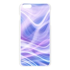 Abstract Graphic Design Background Apple Seamless iPhone 6 Plus/6S Plus Case (Transparent)