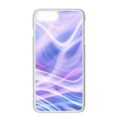 Abstract Graphic Design Background Apple iPhone 7 Plus White Seamless Case
