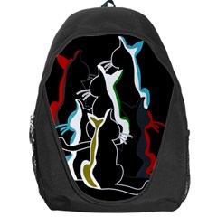 Street cats Backpack Bag