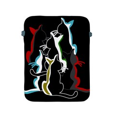 Street cats Apple iPad 2/3/4 Protective Soft Cases