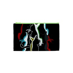 Street cats Cosmetic Bag (XS)