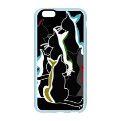 Street cats Apple Seamless iPhone 6/6S Case (Color)
