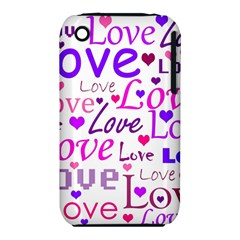 Love pattern iPhone 3S/3GS