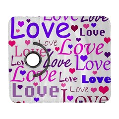 Love pattern Galaxy S3 (Flip/Folio)