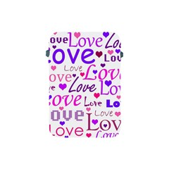 Love pattern Apple iPad Mini Protective Soft Cases