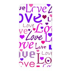Love pattern Samsung Galaxy Note 3 N9005 Hardshell Back Case