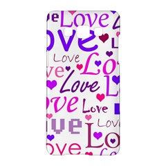Love pattern Samsung Galaxy A5 Hardshell Case