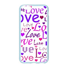 Love pattern Apple Seamless iPhone 6/6S Case (Color)