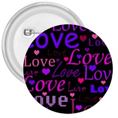 Love pattern 2 3  Buttons