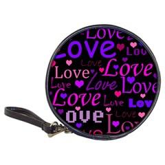 Love pattern 2 Classic 20-CD Wallets