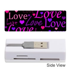 Love pattern 2 Memory Card Reader (Stick)