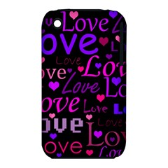 Love pattern 2 iPhone 3S/3GS