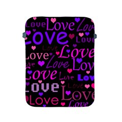 Love pattern 2 Apple iPad 2/3/4 Protective Soft Cases