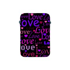 Love pattern 2 Apple iPad Mini Protective Soft Cases