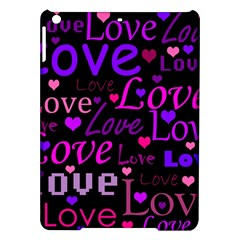 Love pattern 2 iPad Air Hardshell Cases