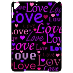 Love Pattern 2 Apple Ipad Pro 9 7   Hardshell Case