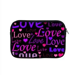 Love Pattern 2 Apple Macbook Pro 15  Zipper Case